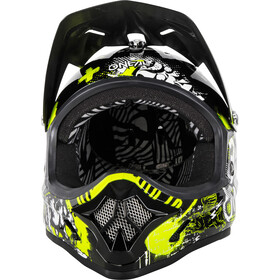 O'Neal Backflip RL2 Evo Helmet Barn attack black/yellow